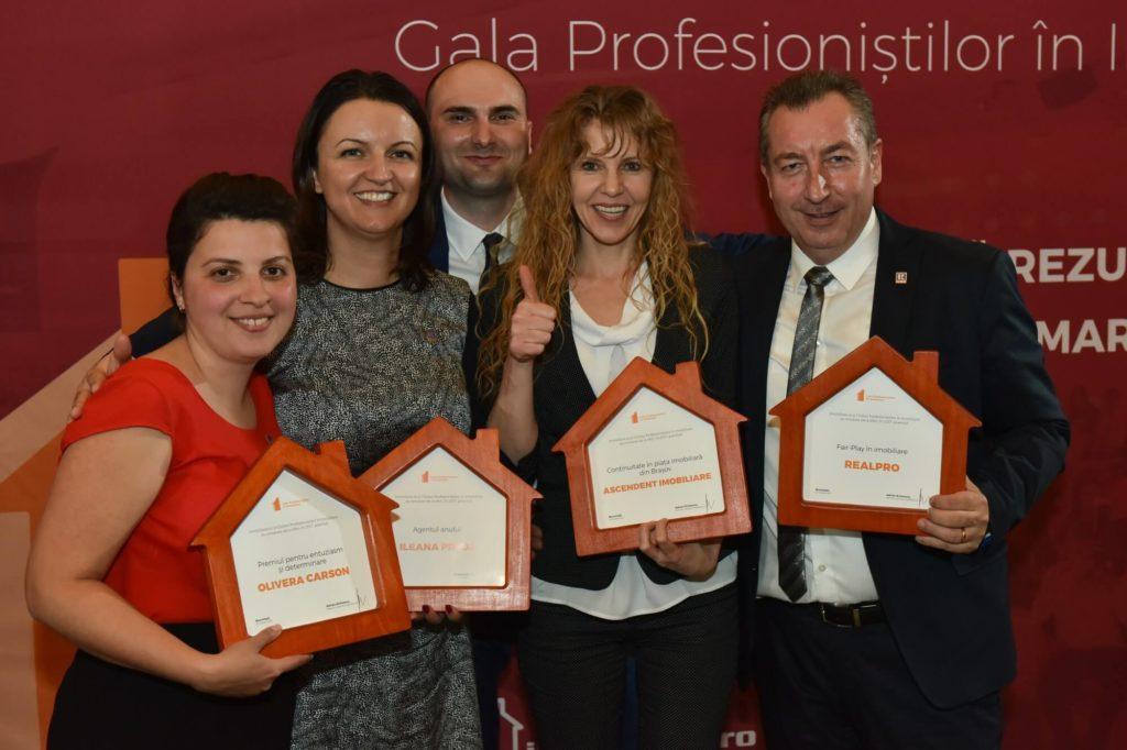 Gala Clubului Profesionistilor in Imobiliare 2017